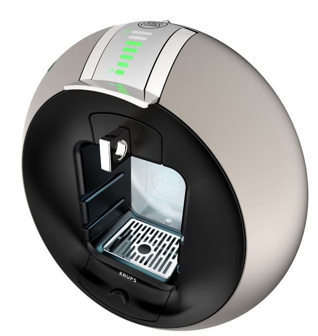 Krups KP 510T Nescafé Dolce Gusto Circolo Kaffeekapselmaschine für 49,99€ (statt 61€)