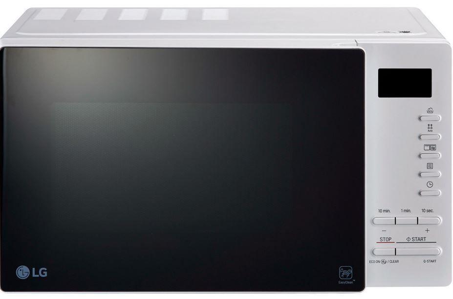 LG MH 6354 JAS   Mikrowelle mit Grillfunktion (23 Liter) für 79€ (statt 119€)