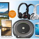 Saturn Late Night Shopping Übersicht – u.a.: Beats Solo 2 – Bluetooth Kopfhörer für 159€