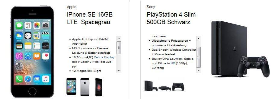 PlayStation Slim 500GB + Telekom Magenta Mobil S Friends mit Top Smartphone ab 42,95€ mtl.