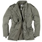 SURPLUS RAW Vintage M65 – Herren Paratrooper Winter Feldjacke bis 5XL für 49,90€