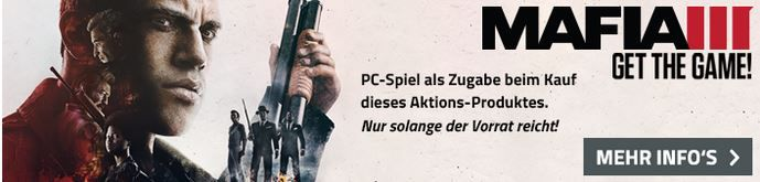 Mafia III Asus RT AC87U Dual Band Gigabit WLAN Router schwarz + MAFIA III (PC) für 167,31€ (statt 222€)
