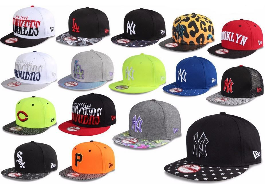 New Aera Caps New Era Caps   viele Labels u. Farben ab je nur 14,90€