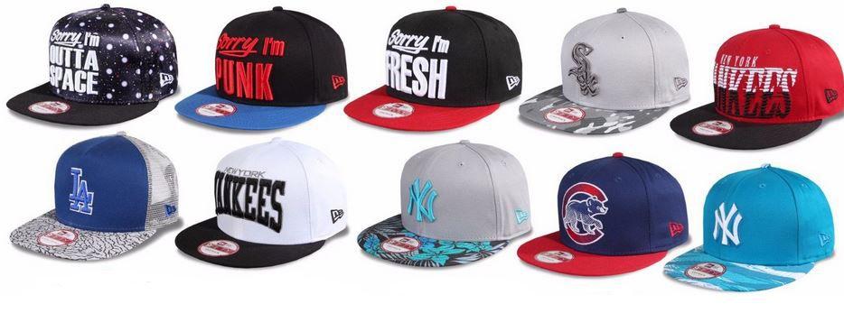 New Era New Era Caps   viele Labels u. Farben ab je nur 14,90€