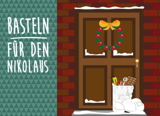Nikolaus Aktion bei Real: Stiefel basteln und kostenlos befüllen lassen