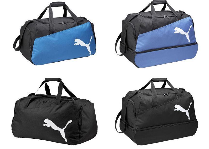 PUMA Foot Ball Bag PUMA Football Bag   7 Modelle statt 21€ für je 14,95€