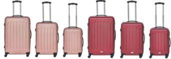3er Set Packenger Travelstar Kofferset für 89,90€ (statt 149€)