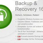 Paragon Backup & Recovery 16 kostenlos – nur für kurze Zeit