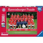 FC Bayern München 2016/2017 – 300 Teile Ravensburger Kinder Puzzle für 9,99€
