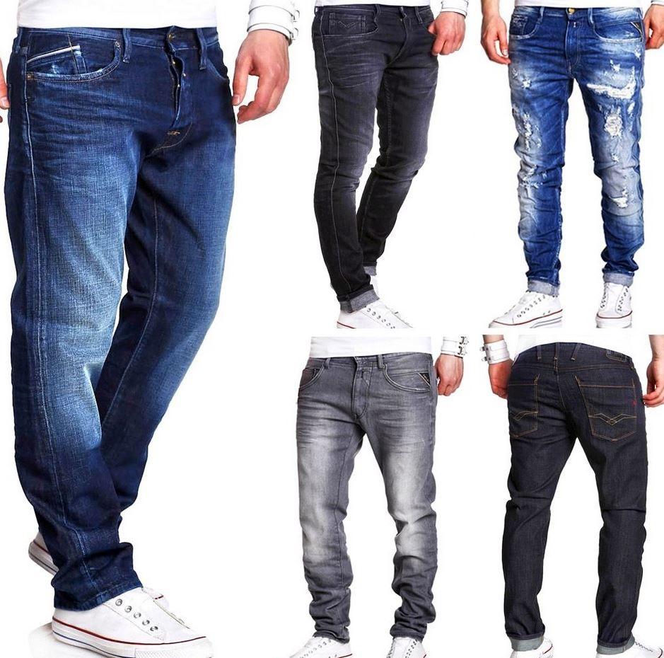 Replay Jeans Angebot REPLAY Herren Jeans, verschiedene Modelle für je 69,90€