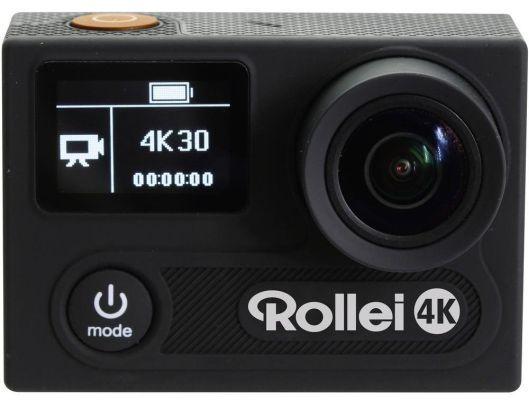 Rollei 430 Rollei 430 4k Actioncam für nur 149,95€ (statt 225€)