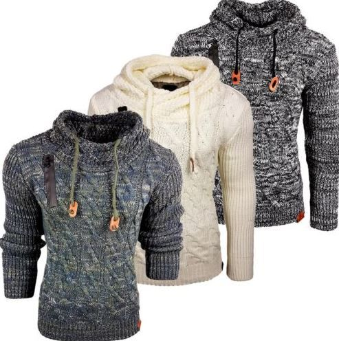 Rusty Neal Wow Rusty Neal Grobstrick Pullover für 27,95€