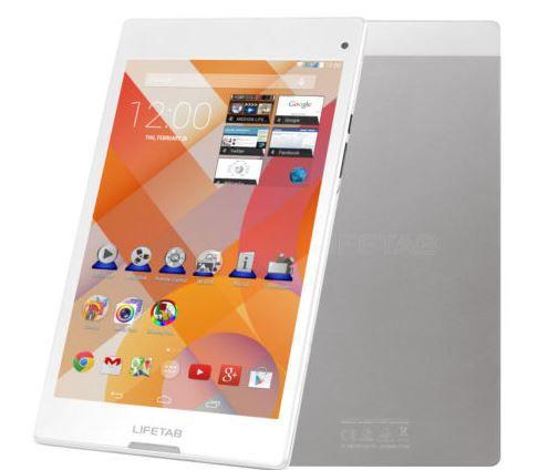 Medion Lifetab S8312   8 Zoll 3G Tablet für 111€ (statt 149€)   B Ware!