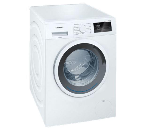 SIEMENS WM14N0S1 Waschmaschine SIEMENS WM14N0S1 Waschmaschine max 7kg Zuladung 1.400U/Min. statt 495€ für nur 333€
