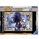 Ravensburger – Star Wars I-VI Puzzle mit 5000 Teilen (statt 34€) ab 25€