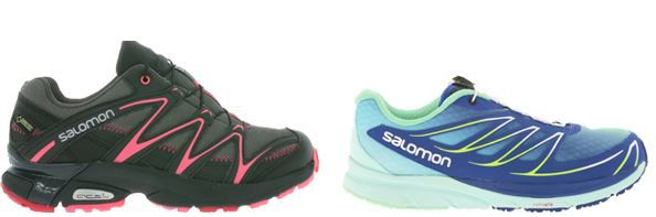 Sale Salomon Salomon Outdoorschuhe für Damen und Herren ab 19,99€   nur Restgrößen!
