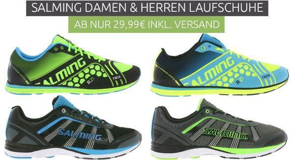 Salming Salming   Damen und Herren Laufschuhe für 29,99€
