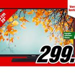 PANASONIC TX-39DW334 – 39 Zoll FullHD TV mit DVB-T2 (D) für nur 299€