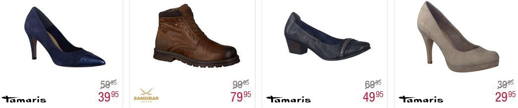 Schuh Sale RENO Schuh SALE mit 70% Rabatt + 20% Gutschein + VSK frei