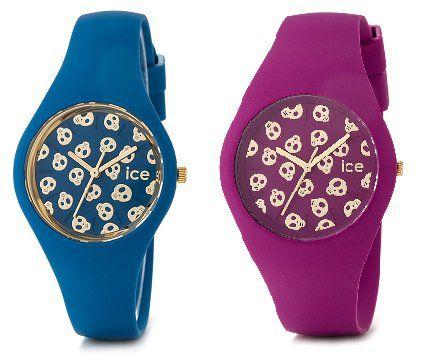 Ice Skull Watch   Unisex Armbanduhr mit Silikonarmband ab 19,99€ (statt 55€)