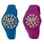 Ice Skull Watch – Unisex Armbanduhr mit Silikonarmband ab 19,99€ (statt 55€)