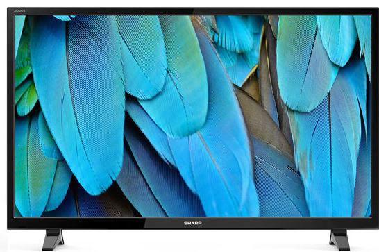 Sharp LC 49CFE4042E Sharp LC 49CFE4042E   49Zoll FullHD TV mit DVB T2 für 341,10€