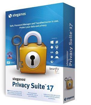 Steganos Privacy Suite 17 Steganos Privacy Suite 17 kostenlos