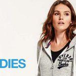 20% Rabatt auf Jacken und Hoodies bei Superdry