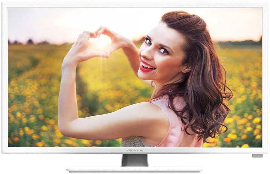 Thomson 22FB3113W   22 Zoll Design FullHD TV mit Lan für nur 119€