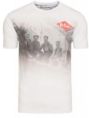 Lee Cooper Graphic Herren T Shirt für 5,99€ (statt 13€)