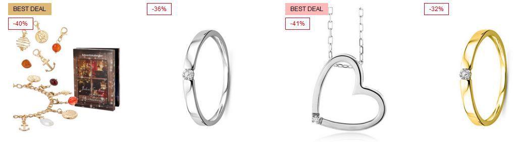Valmano Black Freitag Sale mit 20% auf ALLES   günstige Uhren und Schmuck
