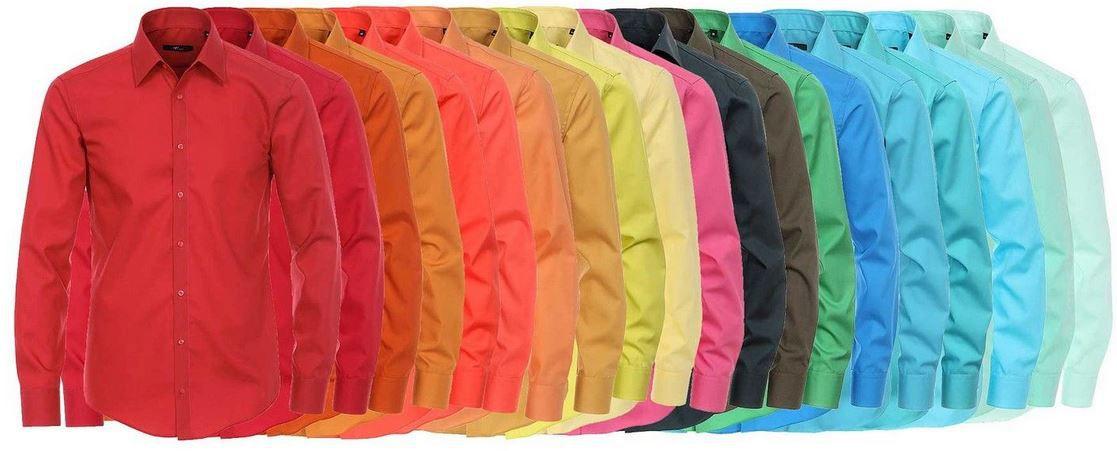 Venti Herren Business Hemden Slim Fit für je 16,95€
