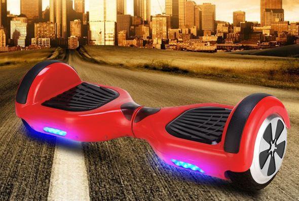 Viron Motion V   Hoverboard bis 15km/h schnell für 179,90€