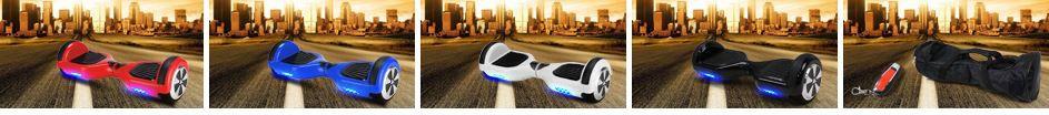 Viron Motion V   Hoverboard bis 15km/h schnell für 179€