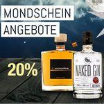 20% Rabatt auf Gin und Wodka + weitere Aktionen – Galeria Kaufhof Mega Mondschein Angebote