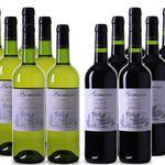6 x Promesse Merlot + 6 Chardonnay oder 6 Sauvignon Blanc für nur 48€ – bis Mitternacht