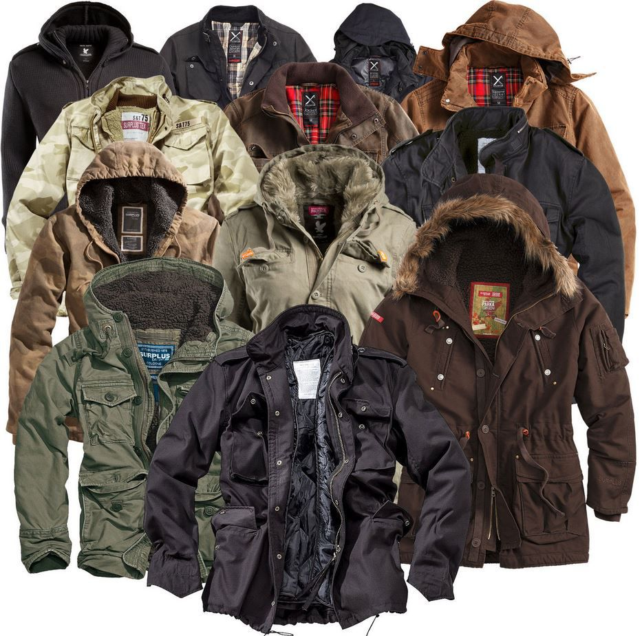 XYLONTUM Winter Jacken SURPLUS XYLONTUM RAW Vintage Damen und Herren Jacken für 49,90€ (statt 70€)