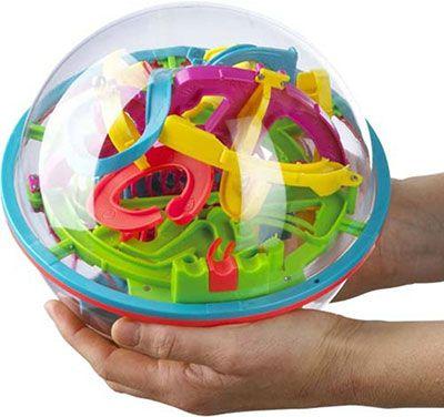 Intellect Ball XXL   138 kleine Etappen in einem Ball für 13,95€