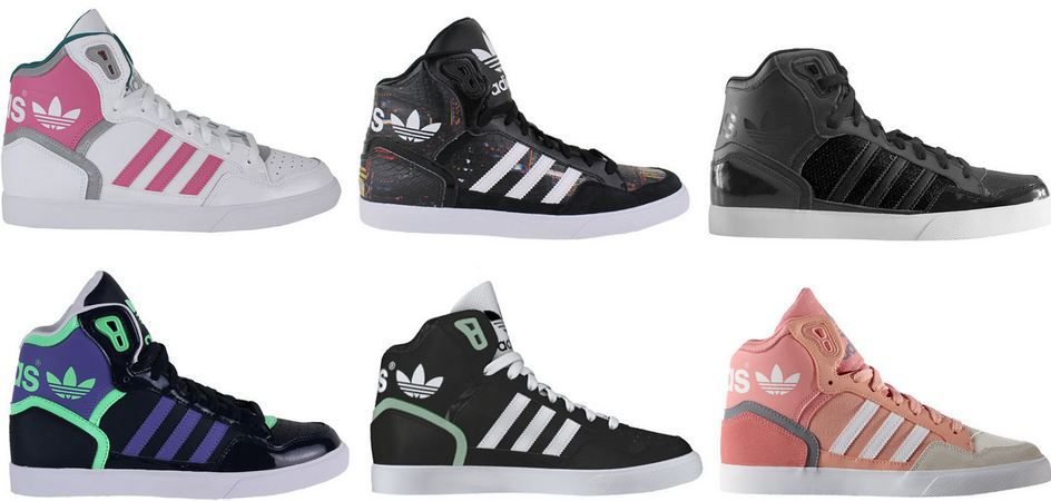 adidas Originals Extaball Damen High Sneaker für je 49,90€ (statt 65€)
