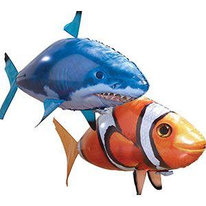CRAZY! Ferngesteuerter Zeppelin Nemo & Hai ab 14,48€