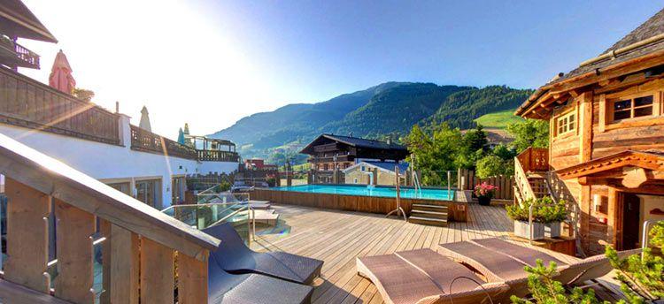 2 ÜN im Salzburger Land im 5* Luxus Hotel in einer Suite inkl. Frühstück & Spa ab 199€ p.P.