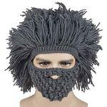 Bartmütze in Grau für 6,28€