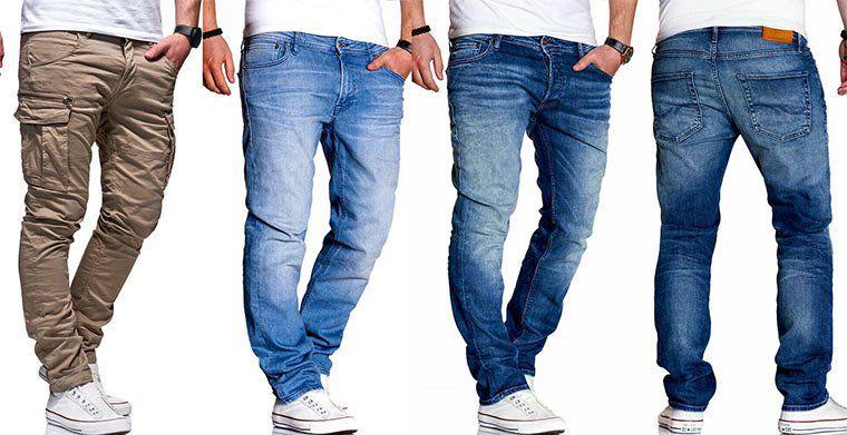 Jack & Jones Clark Regular Straight Fit Jeans in 3 Farben für je 34,90€ (statt 45€)