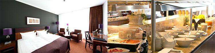 2 ÜN in Erfurt im 5* Hotel inkl. Frühstück & Wellness (1 Kind bis 11 kostenlos) ab 125€ p.P.