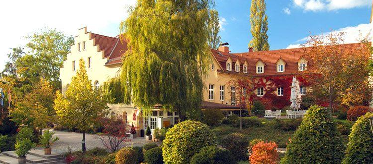 ÜN in Weimar in 4* Romintik Hotel inkl. Frühstück & Sauna für 32€ p.P.