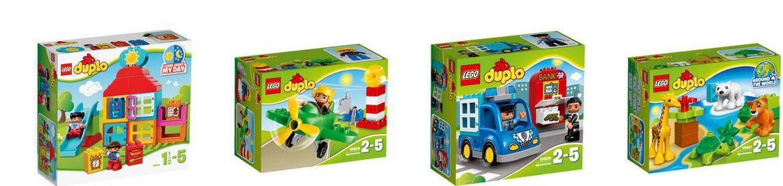 duplo Aktion 20% Rabatt auf die Marken LEGO Duplo & Schleich + Monopoly Deluxe für nur 19,99 €