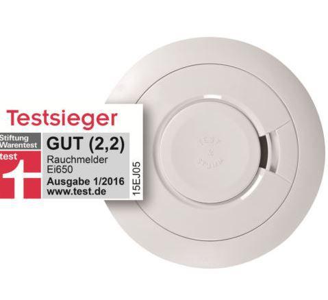 2er Set Ei Electronics Ei650 Rauchmelder Mit 10 Jahres Batterie Ab 33EUR Statt 42EUR
