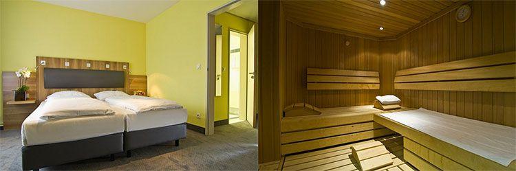 ghotel han zimmer Silvester in Hannover inkl. Frühtück & Sauna (1 Kind bis 11 gratis) ab 49€ p.P.