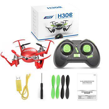 Nano Quadrocopter JJRC H30C mit 2 MP Cam für 23,48€