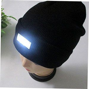 led muetze h LED Mütze für 2,59€